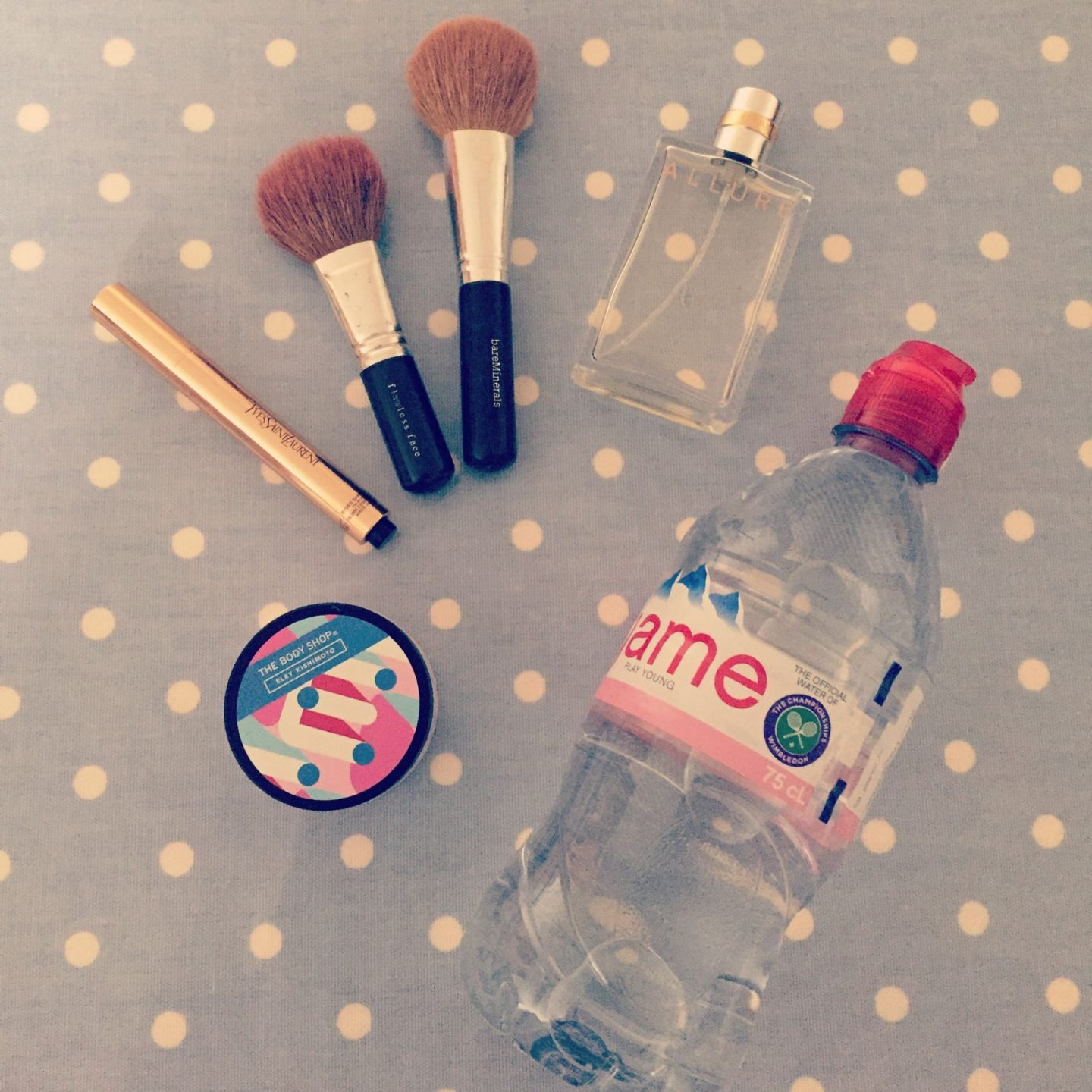 My School Run Beauty Essentials